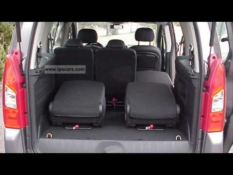 peugeot tepee 7 seater youtube. Black Bedroom Furniture Sets. Home Design Ideas