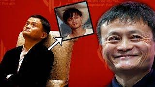 جاك ما    على بابا الذى رفض في 30 وظيفة ليصبح أغنى رجل فى الصين !