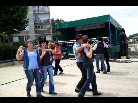 Image Danse Country el paso danse country en couple - youtube