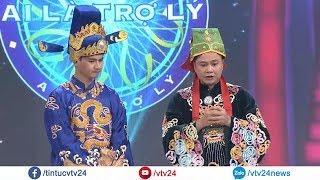 Ai Là Trợ Lý - Ai Là Triệu Phú phiên bản Táo Quân | VTV24