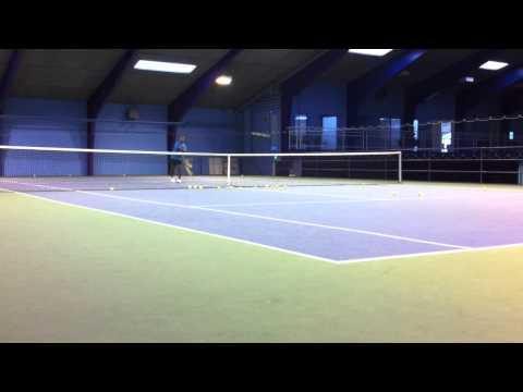 Ron Haim - Hillerød Tennis Klub, Danmark