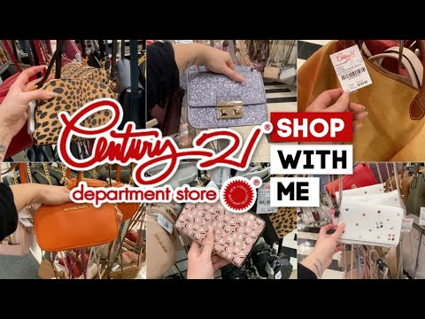 CENTURY 21 - New York Shop With Me