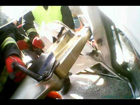 Bomberos torremolinos rescate simulacro en accidente de - Oficina de trafico en malaga ...