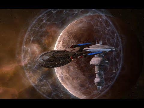 Star Trek Armada 3 - Federation Vs. Borg Full Gameplay