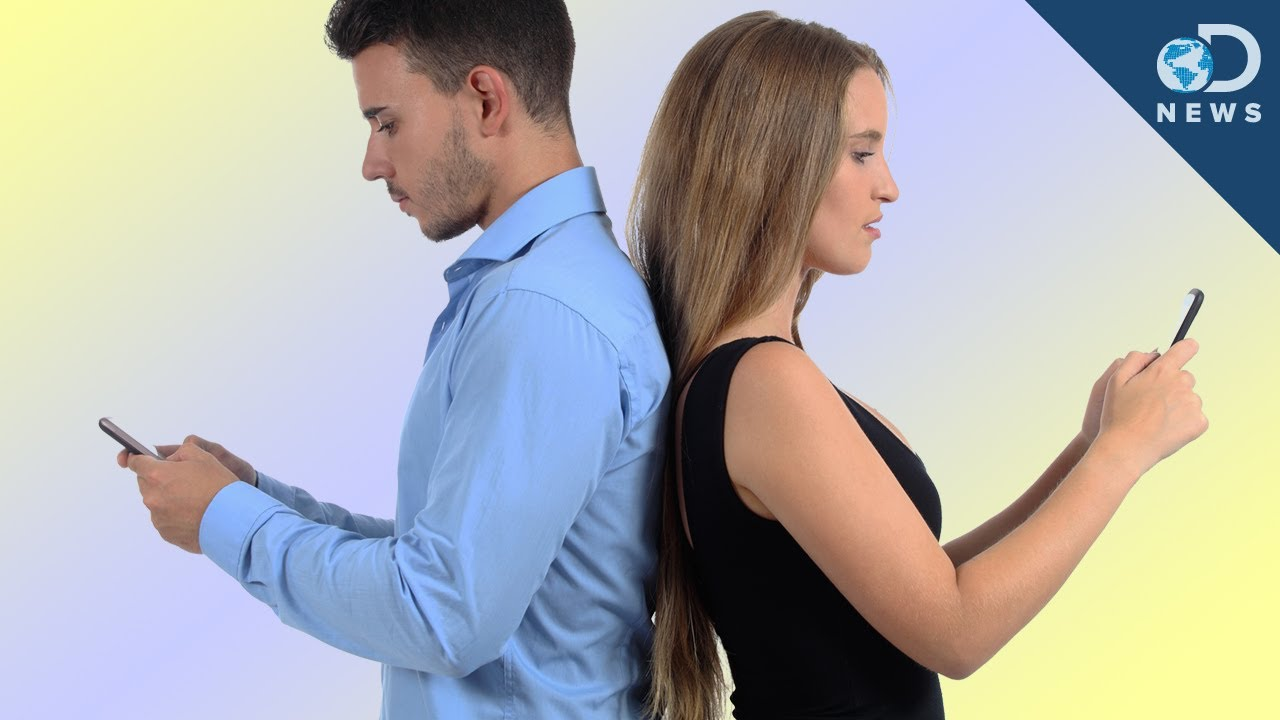 Technology ruining dating video