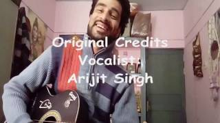 Mehram || Kahaani2 || Arijit Singh || Guitar Chords and Cover