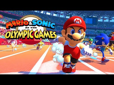 Mario & Sonic at the Olympic Games Tokyo 2020 - Official Reveal Trailer   E3 2019