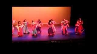 Shahyad - Ehsase Shirin - رقص زیبای ایرانی