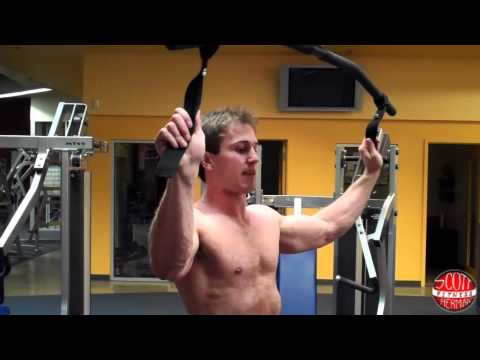How To: Strap Lat-Pulldown