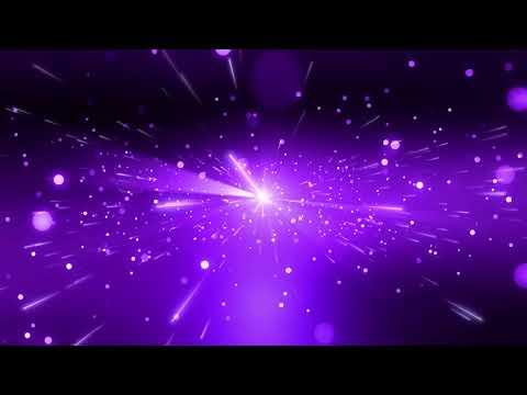 Purple Star-Field ⭐ 1-Hour Motion Background ⭐ Longest Relaxing HD (!!!) Live Wallpaper ⭐ AA-vfx