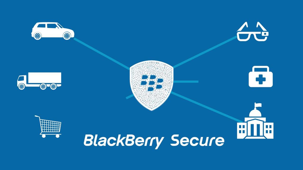 BlackBerry announces new comprehensive mobile-security platform for