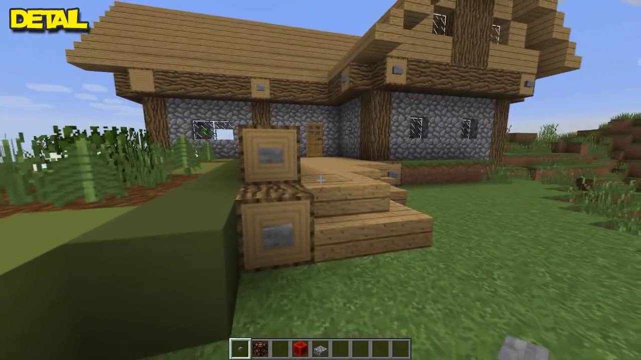 10 Way U0026 39 S Too Improve Your House In Minecraft Pe