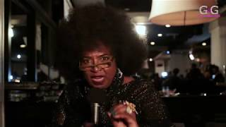 Inspiration from the legendary Ms. Betty Wright at the Glitz & Girlpower Awards