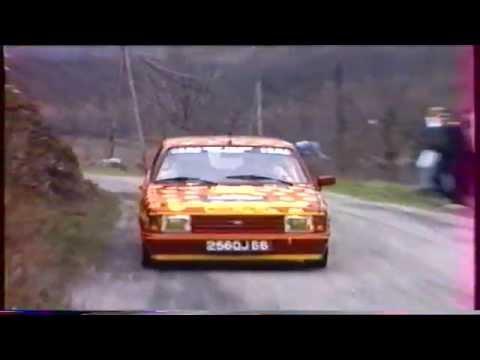 Rallye des Garrigues - Languedoc-Roussillon 1987 - P1