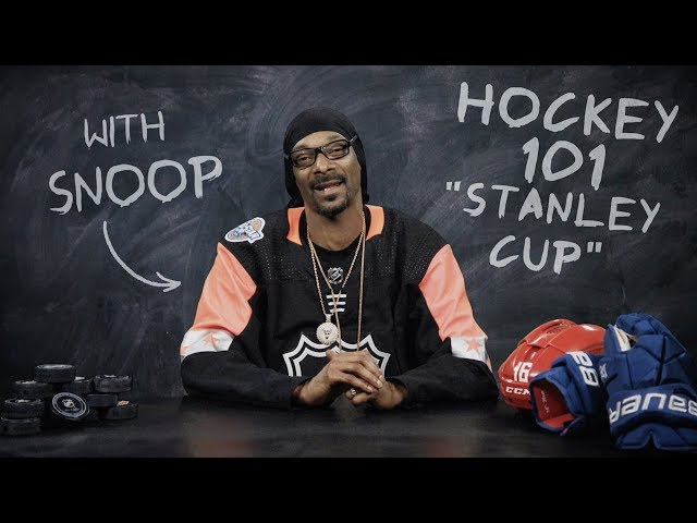 Hockey 101 with Snoop Dogg | Ep 1: The Stanley Cup