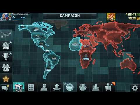 Art of War 3: Global Conflict - game features