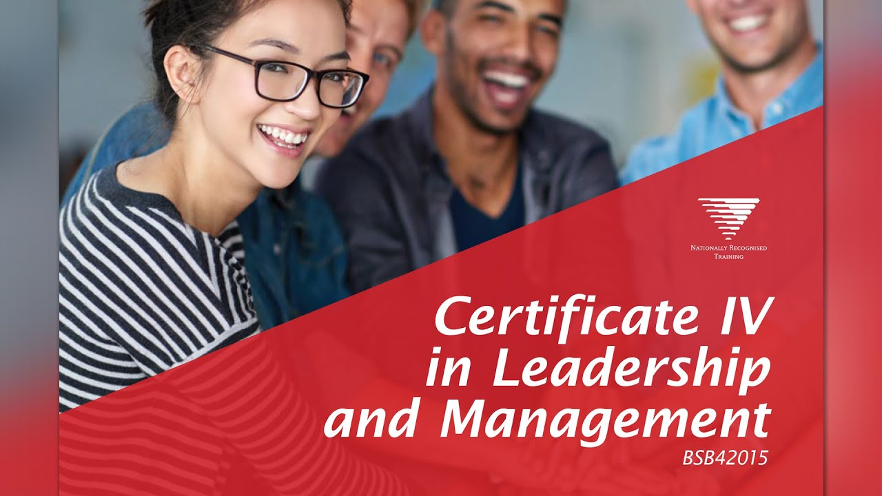 Certificate iv in leadership and management online course youtube certificate iv in leadership and management online course xflitez Image collections