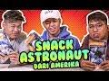 - Cobain Makanan Astronaut Food dari Amerika #CekOmbak