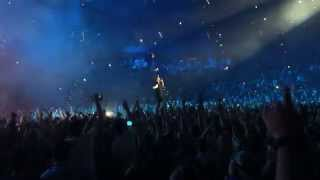 Imagine Dragons live in Tampa FL - On Top of The World