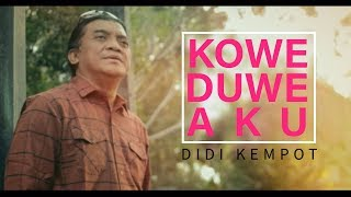 Download Mp3 Didi Kempot - Kowe Duwe Aku
