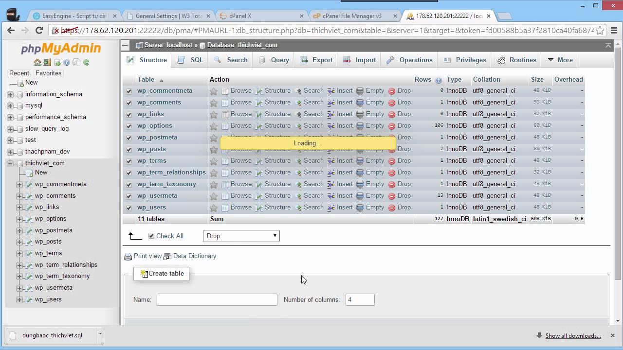 Tự động cài NGINX cho WordPress với EasyEngine