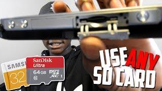 Use ANY Memory Card with PlayStation Vita?! | SD2VITA (HENkaku)