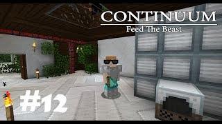 FTB Continuum #12 [Майнкрафт 1.12.2] - Industrial Blast Furnace