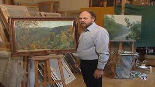 Олег Молчанов - русский художник-пейзажист