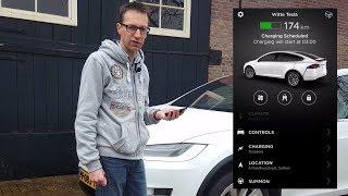 Introductie van de Tesla Model X (NL)