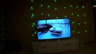 купили телевизор распаковка LED Xiaomi Mi TV 4S 4K 55 дюймов