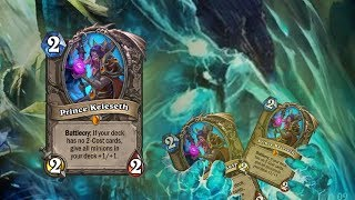 How Prince Keleseth is MEANT to be Played