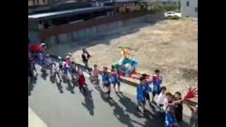 2012y桶狭間神明社秋期大祭 桶中御輿
