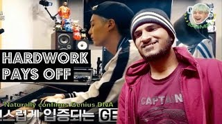 AN INTRODUCTION TO BTS: GENIUS PRODUCER SUGA (BTS REACTION) [HARDWORK PAYS OFF]