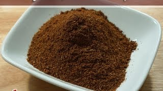Garam Masala Mix (indian Spice Blend) Recipe By Manjula
