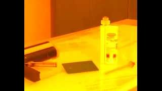 6  Пластевое склеивание 3 мм плит к основе из акрилового стекла. Столешницы из искусственного камня.(, 2013-07-30T09:40:09.000Z)