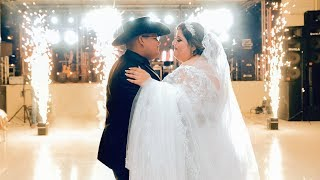 Gerardo and Juanita's Wedding Day - May 25, 2019
