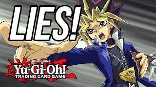 10 LIES About Yu-Gi-Oh DEBUNKED!