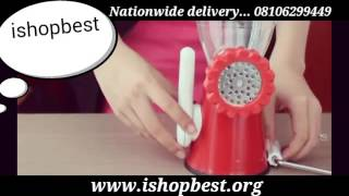Manual Grinder Blender and Mincer Mp3