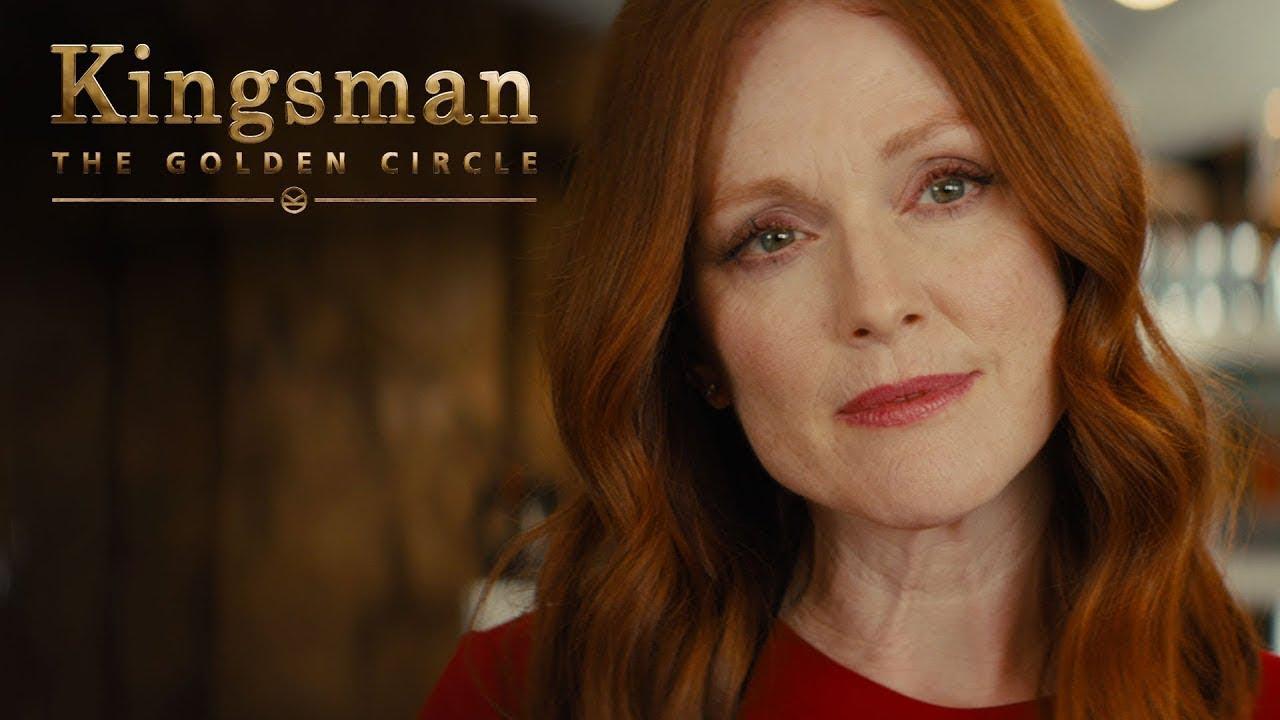 Download Kingsman: The Golden Circle   Beware the Golden Circle   20th Century FOX