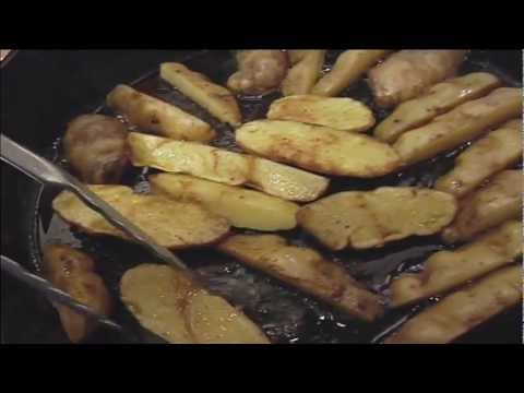 How to Make Pan-Fried Makah Ozette Potatoes with Cynthia Lair