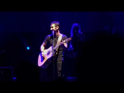 Sully Erna - Nothing Else Matters - Live in Sofia 26.09.2017