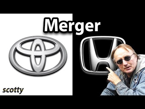 The Truth About Toyota and Honda Merging