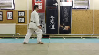 tenkan [TUTORIAL] Aikido empty hand basic technique: