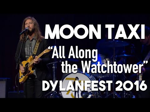 """All Along The Watchtower"" Live from Dylanfest"