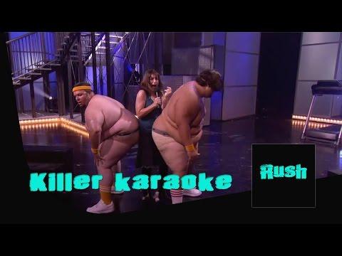 The Walk of Fear with Lynn! | Killer Karaoke | Rush