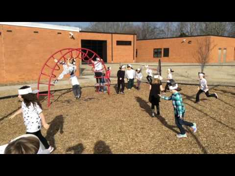 West Cheatham Elementary School - Who let the dogs out? - Kindergarten