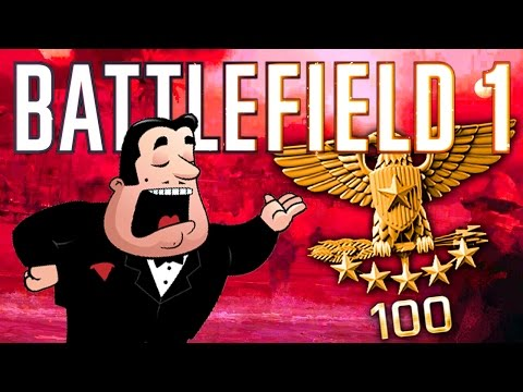 OPERA OVERKILL - BATTLEFIELD 1 (Road to Max Rank #39)(PS4)