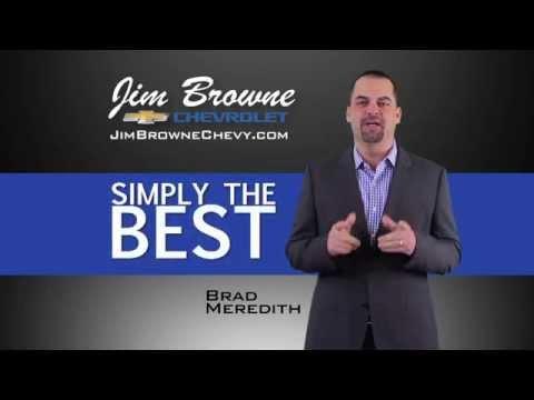 Jim Browne Chevrolet - Simply the Best 30 sec ad