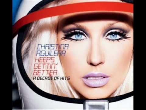 Christina Aguilera Keeps Gettin Better