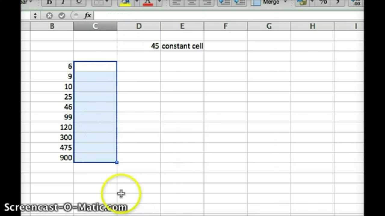 Ediblewildsus  Gorgeous Excel Constant Absolute Cell Formula Trick With Rock Soundtrack  With Handsome Excel Constant Absolute Cell Formula Trick With Rock Soundtrack With Amazing How To Merge Data In Excel Also Lock Cell In Excel In Addition Creating A Pie Chart In Excel And Export Iphone Contacts To Excel As Well As Excel Analysis Toolpak Mac Additionally Create A Macro In Excel From Youtubecom With Ediblewildsus  Handsome Excel Constant Absolute Cell Formula Trick With Rock Soundtrack  With Amazing Excel Constant Absolute Cell Formula Trick With Rock Soundtrack And Gorgeous How To Merge Data In Excel Also Lock Cell In Excel In Addition Creating A Pie Chart In Excel From Youtubecom